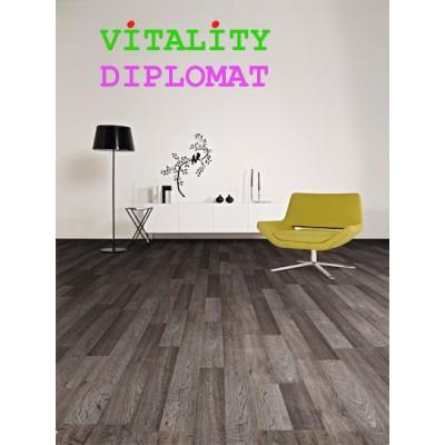 На фото Vitality Diplomat