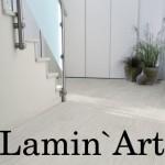 На фото Lamin ' Art