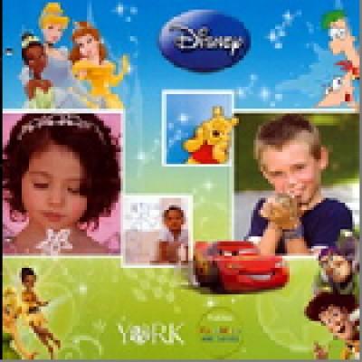 На фото Disney