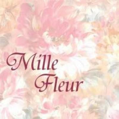 На фото Mille Fleur