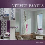 На фото Velvet Panels