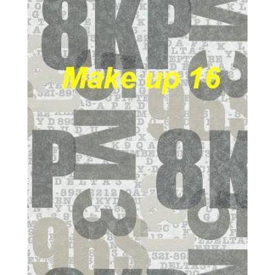 На фото Make up 16