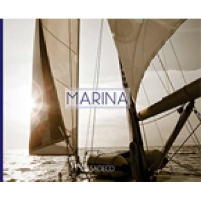 На фото Marina