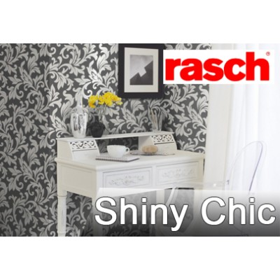 На фото Shiny chic