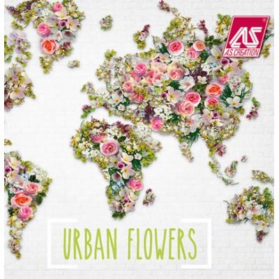 На фото Urban Flowers