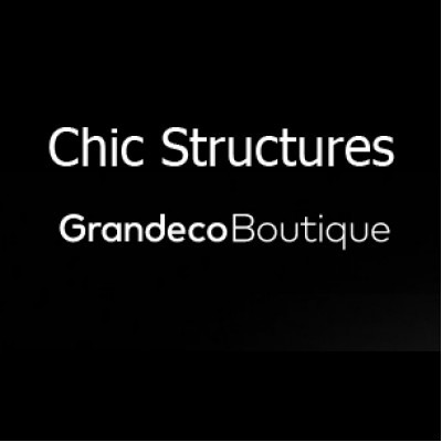 На фото Chic Structures