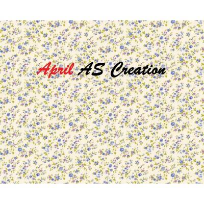На фото April