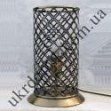 На фото Настольная лампа Wunderlicht Bronze Cell YL7502AB-T2