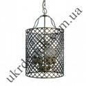 На фото Подвесной светильник Wunderlicht Bronze Cell YL7502AB-P6